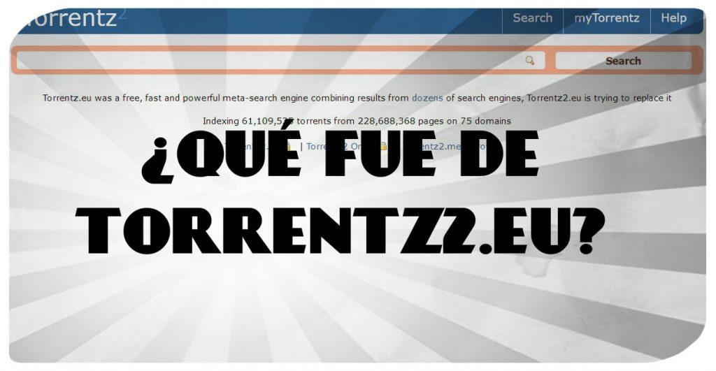 historia de torrentz2.eu